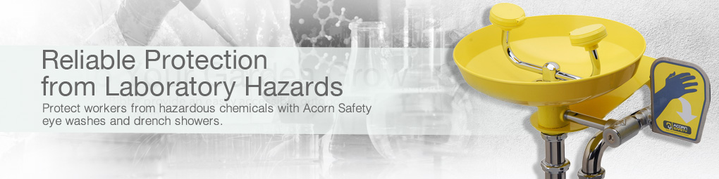Protect workers from hazardous chemicals with Acorn Safety